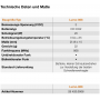 Elero Lumo 868 Technische Daten